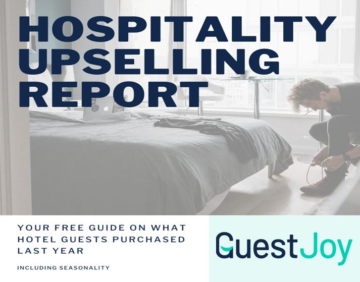 Hospitality Upselling Report